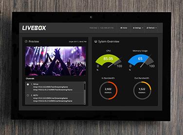LiveBox 20