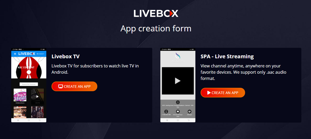 News from the heart of the LIVEBOX Team